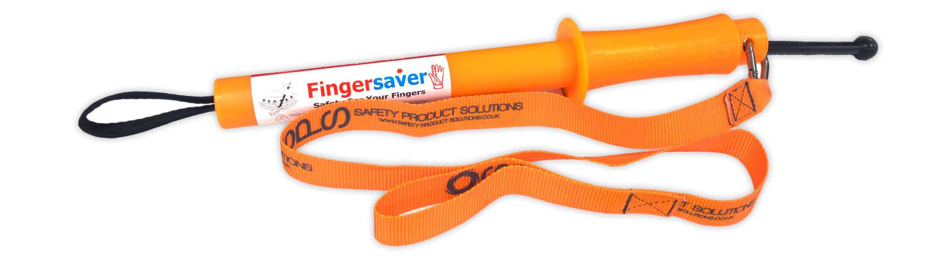 fingersaver & safety lanyard